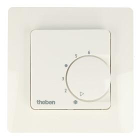 Room thermostat (under plaster) RAM 746 RA, Theben 7460131