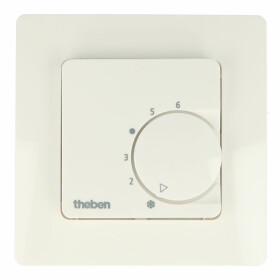 Room thermostat (under plaster) RAM 748 RA, Theben 7480131