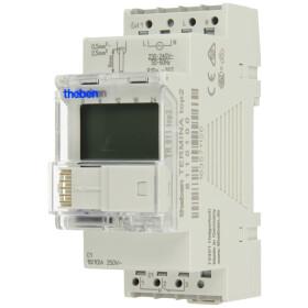 Theben TR611 TOP2 digit. timer, DIN rail 2 HP, 1-channel,...