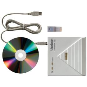Theben PC-Set OBELISK top2 software incl. USB plug-in...