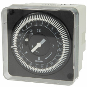 Buderus Timer for Econmatic control 7063080