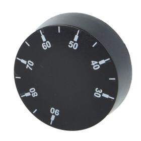 Askoma Rotary knob f. RAK 51.4271 temperature controller...