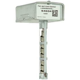 Hot air thermostat, Honeywell, L 4064 B 1683