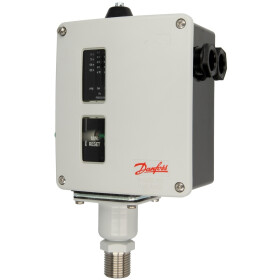 Minimum pressure limiter, Danfoss, RT 31 B