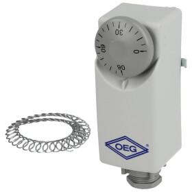 OEG contact thermostat BRC-A external adjustment