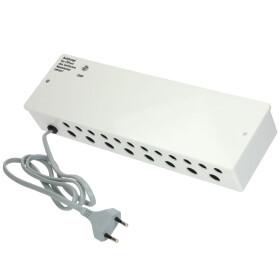 Eberle 6-channel terminal strip EV230 230 V ready to use...
