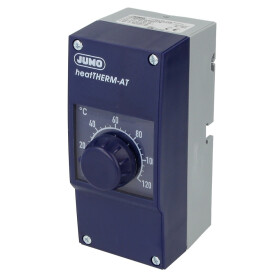 SM room thermostat Jumo heatTHERM-AT temperature controller