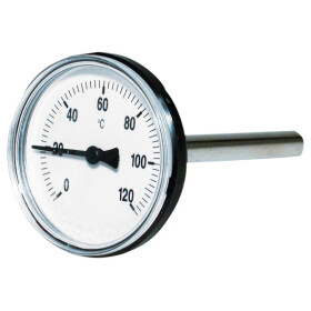 Sieger Thermometer D 63 - Bimetall 0-120°C 54914862