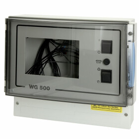 Housing for wall mounting WG 500, EBV