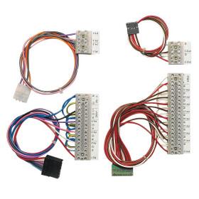 Cable set P1 for plug P 1
