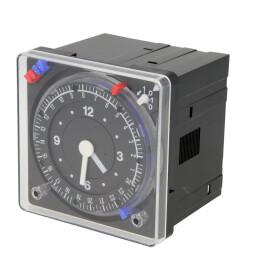 Viessmann Analogue timer 72 x 72 mm universal 7815355