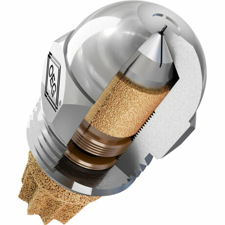 OEG Öldüse 6,50-60 H mit Doppelfilter 100% geprüft