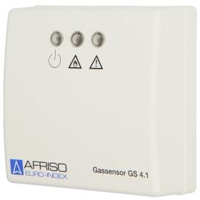 Gas sensor for propane, butane, etc., for gas leak/smoke...