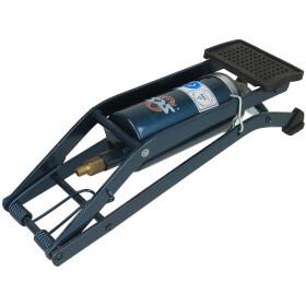 Foot pump for seal tester Afriso DPK 61