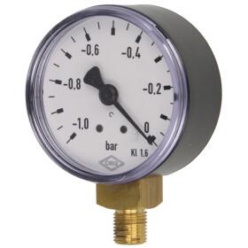 """Vacuum gauge R 1/8"""" radial"""