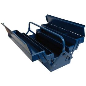 Tool box steel sheet 530 x 200 x 200 mm