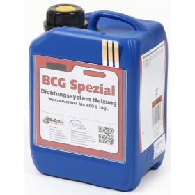 Tube sealing compound, BCG special, for leaks in boilers,...