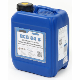 BCG 84 S pipe sealant, 5 l can