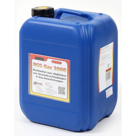 Sealing compound BCG Gas 2000, for sealing gas pipes, 10...