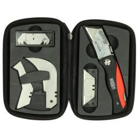 Bessey jack knife set in nylon bag DBKPHSET