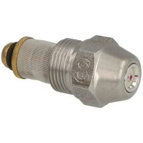 Afriso return nozzle type A3, 45Kg/h, 45 24.5 mm long