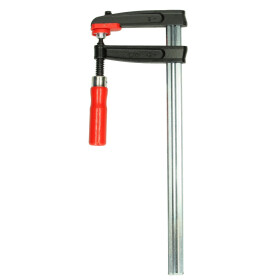 Bessey annealed cast iron screw clamp length: 400 mm,...
