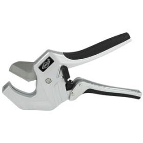 Plastic pipe shears 42 mm for plastic PVC, PE, PEX, PP...