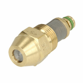 Return nozzle Fluidics KB 3 16 kg/h/45°