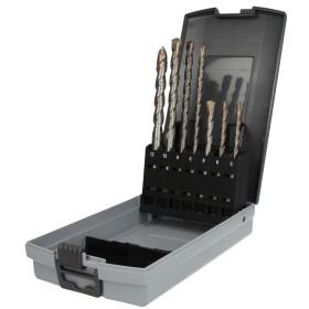Keil SDS-plus hammer drill bits - set 5 - 12 mm 253500512