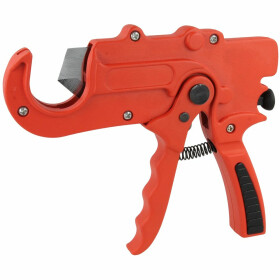 Knipex Plastic-pipe cutter cutting capacity 6 - 36 mm...