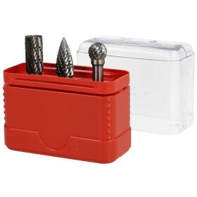 Ruko Tungsten carbide rotary burr set 116001