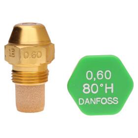 Oil nozzle Danfoss LE 0.60-80 H
