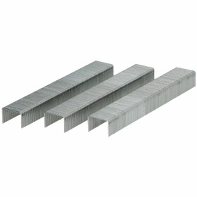 Staples type A 10 mm super-hard
