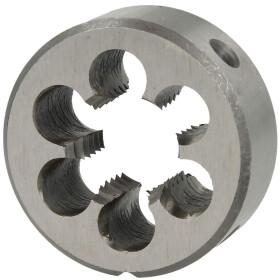Ruko HSS round die M 3 external Ø 20 mm/H5 metric...