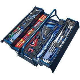 Heytec Sanitary tool box 75 pcs. 6 modules 50807764600