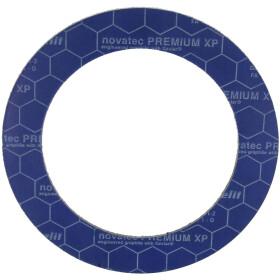 Special flange seals PN 16, 115 x 162 mm