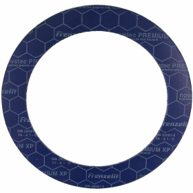 Special flange seals PN 16, 141 x 192 mm