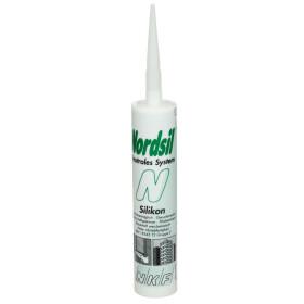 Nordsil N neutral silicone black 310-ml cartridge