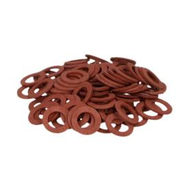 Fiber rings 8 x 14 mm Ø PU=100 pcs.