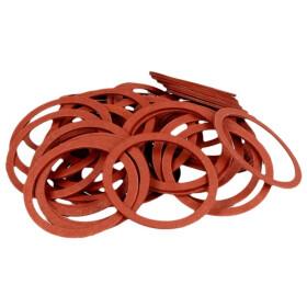 Fiber rings 42 x 51 mm diameter PU= 50 pieces