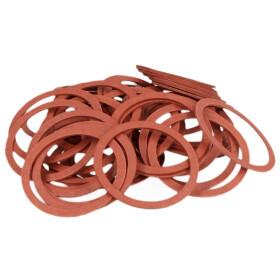 Fiber rings 48 x 58 mm diameter PU= 50 pieces