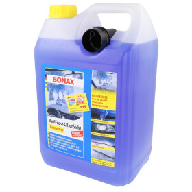 Sonax Anti freeze&clear view concentrate 5 l 332505
