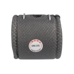 Isowa vela clip for straight seat and ball valves DN 25...