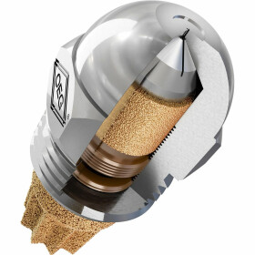 OEG Öldüse 0,15-80 S mit Doppelfilter 100% geprüft