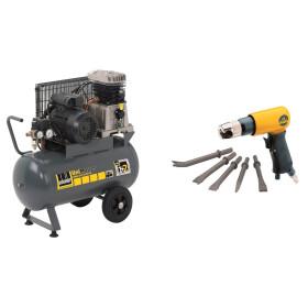 Schneider compressor set UNM 410-10-50 W...