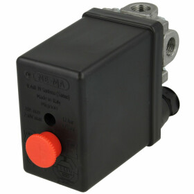 Push button for Handy oilfree 160-6