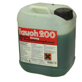 Soot cleaner, Fauch 200, 5 kg atomiser