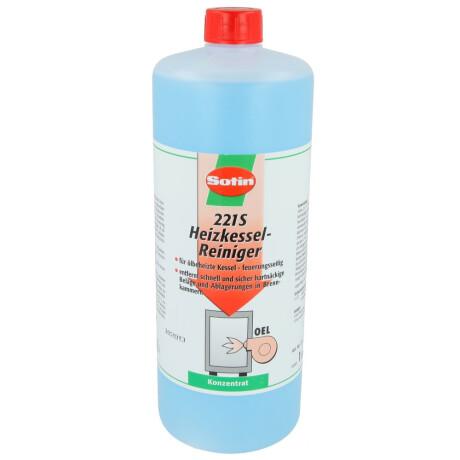 Boiler cleaner, Sotin 221 S, 1 l, oil boiler