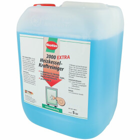 Sotin 2000 heating and cast iron boiler cleaner