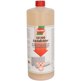 Leak sealant, Sotin SD 300, 1 litre Leaks in heating boilers